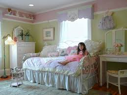 Shabby Chic Girl's Room traditional-bedroom