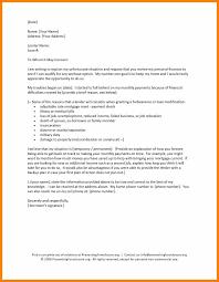 5 Hardship Letter For Loan Modification Template Plastic Mouldings