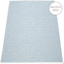 mono storm light grey large rug plastic rugs swedish rag field green recycled plastic rug