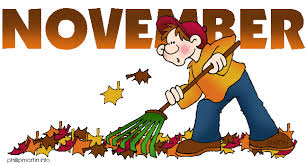 november calendar header list of synonyms and antonyms of the word november newsletter clip art