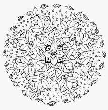 big mandalas coloring pages flowers desktop wallpaper
