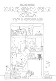 Kleurwedstrijd Kinderboekenweek