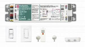 "ecosystemâ""¢ fluorescent dimming ballast from lutron electronics the new ecosystem ballast for fluorescent lighting control from lutron electronics excited audiences and was honored a new product showcase award at"