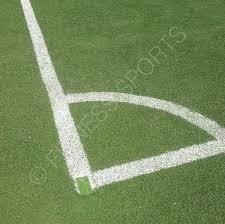 indoor astroturf football pitch
