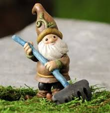 miniature gnomes and trolls for fairy gardens the fairy garden