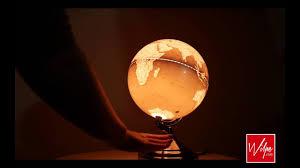 Wilpe Lichtgevende Wereldbol Arti Casa Youtube