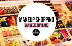 makeup ping bangkok thailand