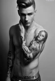 тату мужские на все тело 21 идея для красивой мужской татуировки