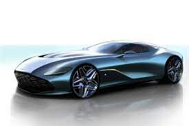 The Perfect Pair Two Aston Martin Zagatos Come As A 6 Million Package Barron S