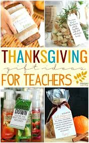 thanksgiving gifts for teachers daycare