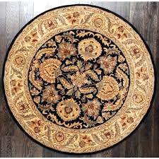 round ivory rug jute 8x10 furniture html