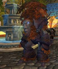 Troll Druid Color Chart Worgen Druid Form Colors Restokin