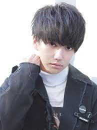 山崎賢人風クリアフェードマッシュメンズ髪型 Lipps 吉祥寺annex