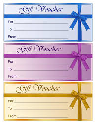 Free Printable Gift Certificate Template Word Free Voucher Templates Yupar Magdalene Project Org