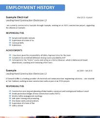 Resume It Samples Mining Fresh Sample Examples For Jobs With No