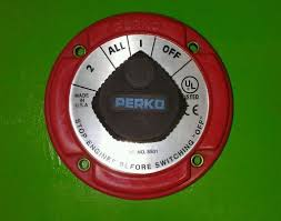 electrical lighting for page 49 of or sell auto parts perko battery electrical selector switch boat marine rv 8501 1 2 on off all