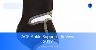 Ace Ankle Supports The Best Of Ace Range Garage Gym Builder