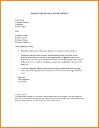 Thank You Letter To Boss When Leaving Thank You Letter