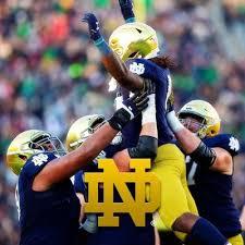 2012 Notre Dame Football Depth Chart Notre Dame Football Ndfootball Twitter