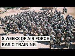 air force basic training schedule 8 5
