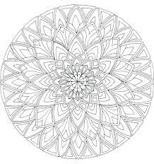 Mandala Coloring Pages Printable Free Free Mandala Coloring Pages