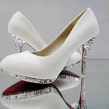 aliexpress com buy new fashion female wedding shoes adult Wedding Shoes Glitter Heel aliexpress com buy new fashion female wedding shoes adult ceremony high heel shoes glitter bridesmaid shoes white silver red gold yellow red from reliable wedding shoes sparkly heel