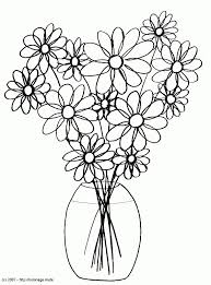 Coloriage Bouquet De Fleurs Dessin A Imprimer L Duilawyerlosangeles Fleur C3 A0 Colorier La Nature Les Fleurs Coloriage C3 A0 ImprimerL