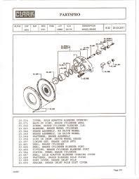 Clark Forklift Wiring Schematic Clark Forklift C500 35 Wire Diagram