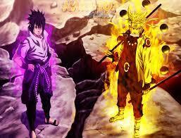 5083182 / Sasuke Uchiha, Naruto Uzumaki wallpaper