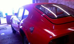 gt6 bodywork repairs mygt6 com gt6 rear end view