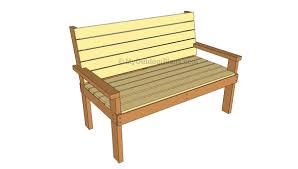 park bench plans wood patio furniture95 plans