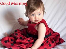 baby good morning 800x600