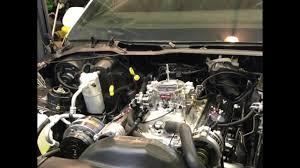 350 HO Chevy Crate Engine - 1984 z28 Camaro - YouTube