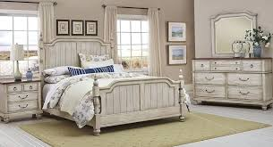 Rustic White Bedroom Furniture White Washed Rustic Bedroom Set ...