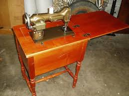 New Home Sewing Machine Cabinet
