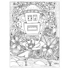 Small Picture 52 best Coffee Colouring images on Pinterest Coloring books