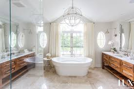 oval freestanding tub flanked separate washstands transitional pertaining to gorgeous porcelain freestanding bathtubs