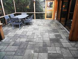 Garden Exciting Pavers Home Depot For Inspiring Your Landscape