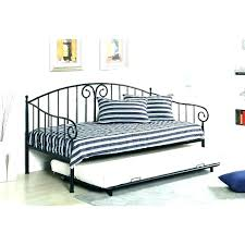 Queen Bed With Twin Trundle Size Frame Medium Tw – Home and Living ...