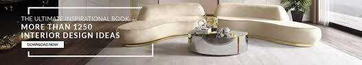 Living Room Inspirations By Kelly Wearstler | Modern Home Decor