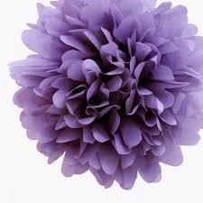 Tissue Paper Pom Poms Flower Balls Purple Tissue Paper Pom Poms Flowers Balls Decorations