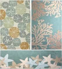 best beach decor summer s everything coastal with regard to theme rugs ideas architecture