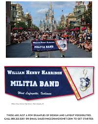Parade Banner Design Gym Parade Banners