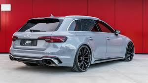 ABT-tuned Audi RS4 Avant makes 510 horsepower