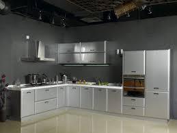 St Charles Metal Kitchen Cabinets Metallic Kitchen Cabinets