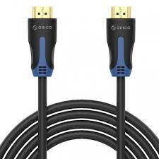 Cáp HDMI Orico HM14-15-BK (1.5m) - Hàng Chính Hãng - Dây cáp tín hiệu khác  Nhãn hàng No brand