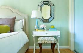 View In Gallery Light And Warm Turquoise Shade In The Bedrooms Creates A  Relaxed Atmosphere