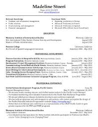 Associate Resume Program Associate Resume