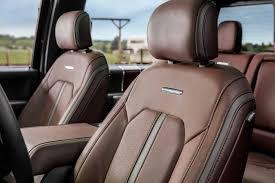 seats front unique platinum leather seating surfaces 40 console 40