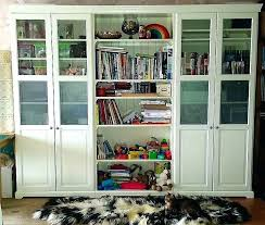 white bookcase with glass doors shelves removable wall fresh wallpaper images ikea billy white bookcase with glass doors